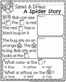 october kindergarten worksheets planning playtime
