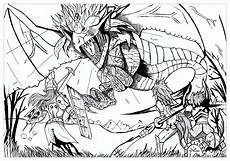 Ausmalbilder Erwachsene Drachen Drachen 67959 Drachen Malbuch Fur Erwachsene