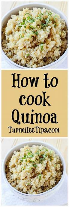 how to cook quinoa in a crock pot tammilee tips