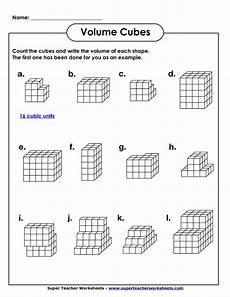 volume geometry with cubic units pdf math worksheets pinterest pdf math and school