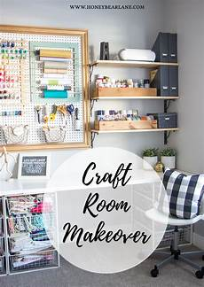 craft room makeover honeybear