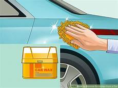 auto kratzer entfernen 3 ways to remove scratches from a car wikihow