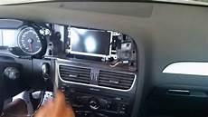 guida smontaggio display audi a4 b8 8k avi