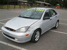 ford focus 2003 beige sedan zts gasoline 4 cylinders front wheel drive automatic 32401 171 ford purchase used 2003 ford focus zts 2 0l 4 door sedan silver in jacksonville arkansas united
