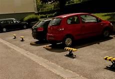 bloc parking automatique autonome