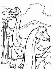 Ausmalbilder Dinosaurier Langhals Dinozaury Kolorowanka Kolorowanki Dinozaury Dinozaur