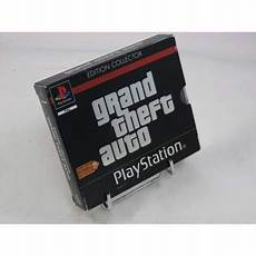 Achat Grand Theft Auto Edition Collector Ps1 Pal Fr