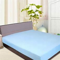 bamboo fiber tpu bed protection pad toppers waterproof
