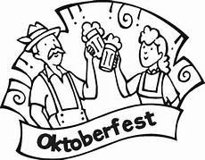 ausmalbilder oktoberfest oktoberfest