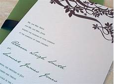 dublin wedding invitation sle tulaloo