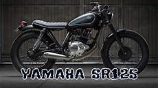 Yamaha Cafe Racer Occasion yamaha sr125 cafe racer