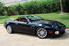 2002 aston martin db7 vantage convertible auto