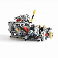 1 set moc technic 8 speed sequential gearbox educational