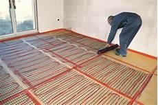 poser un plancher chauffant électrique comment poser un plancher chauffant 233 lectrique