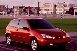 Ford Focus North America I 1999  2004 Hatchback 3 Door