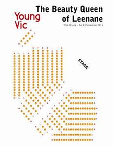 young vic main house seating plan the beauty queen of leenane seating plan by young vic issuu