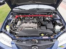 2003 Mazda Protege5 Engine 2003 mazda protege 5 wagon 2 0 liter dohc 16 valve 4