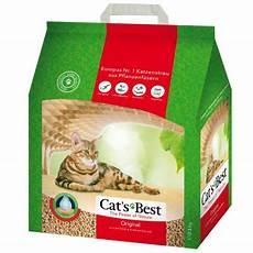 Katzenstreu Cats Best - cat s best 214 ko plus original katzenstreu g 252 nstig zooplus