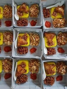 Gambar Nasi Kuning Kotak Gambar Putih