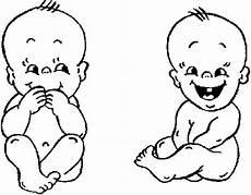 Malvorlagen Baby Froehliche Babies Ausmalbild Malvorlage Baby