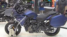 yamaha tracer 700 yamaha tracer 700 gt 2019 exterior and interior