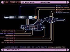 Trek Lcars Schematics Trek Blueprints
