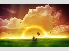 Download Sunshine Clouds Animated Wallpaper