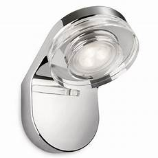 Philips Led Wandleuchte - led wandleuchte strahler dimmbar philips instyle quot mira quot