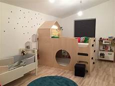 bett aus ikea möbeln bauen ikea hack bed from ikea kura i m glad to see the