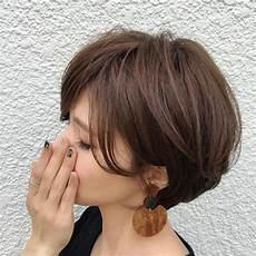 Layered Bob With Bangs Hairstyles