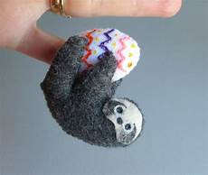 Sloth Easter Basket Ideas Everyday Savvy Easter Sloth Stuffed Animal Miniature Colorful Easter