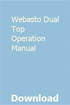 online service manuals 1994 toyota celica free book repair manuals webasto dual top operation manual toyota starlet toyota hiace toyota
