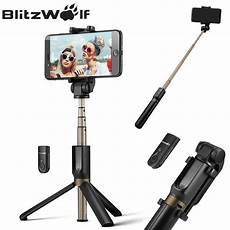 Sheingka Dh288 Extendable Selfie Stick Monopod by Blitzwolf Bw Bs3 3 In 1 Wireless Bluetooth Selfie Stick