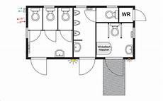 behindertengerechter toilettencontainer typ 605dhbeh