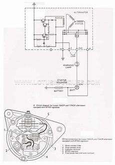 lucas 17acr alternator diagram