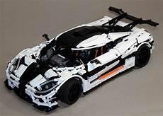 lego technic koenigsegg one 1 the lego car