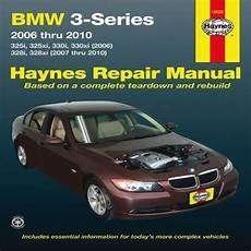 car repair manuals download 2006 bmw m3 head up display 2006 2010 haynes bmw 3 series 325i xi 330i xi 328i ix