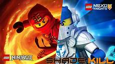 nexo knights malvorlagen ost ninjago the nexo knights fan made shadekill remix