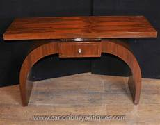 console deco deco modernist console table rosewood tables