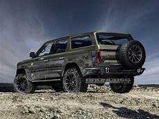 2020 ford bronco look rendering 2020 ford bronco four door suv looks ready to