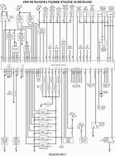 1998 nissan pathfinder stereo wiring diagram 1998 nissan maxima wiring diagram electrical system nissan maxima