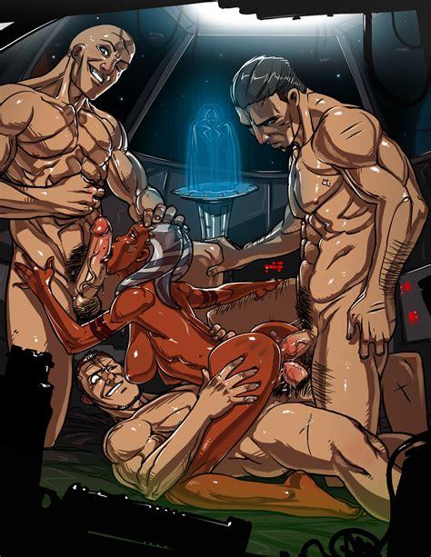 Ahsoka Tano Sex Game