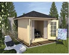 gartenhaus weka she shed 177 238x238 cm natur kaufen bei