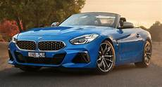 australia s bmw z4 m40i gets an extra 47 hp 0 62 mph drops to 4 1 seconds carscoops
