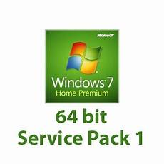 microsoft windows 7 home premium w service pack 1 64