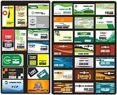 id card template for coreldraw coreldraw id card templates free vector 29 039