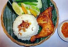 Gambar Nasi Opor Ayam Vina Gambar