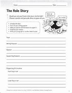 picture writing worksheets for grade 5 22959 the story grade 5 opinion writing lesson printable skills sheets and assessment tools
