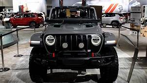 Take Your Jeep Gladiator To The Next Level With Mopar