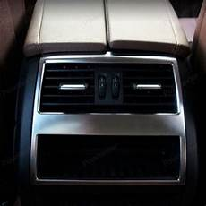 automobile air conditioning service 2012 bmw 5 series parking system armrest rear air conditioning vent trim car interior outlet cover sticker for bmw 5 series f10